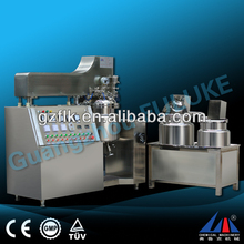FLK High Quality Domestic Mixer,Antibiotic Ointment Mixing Tank With Agitator,500l Vaccum Emulsifying Homogenizing Machine