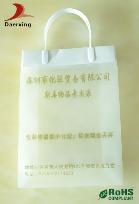clear industrial heavy duty plastic bags
