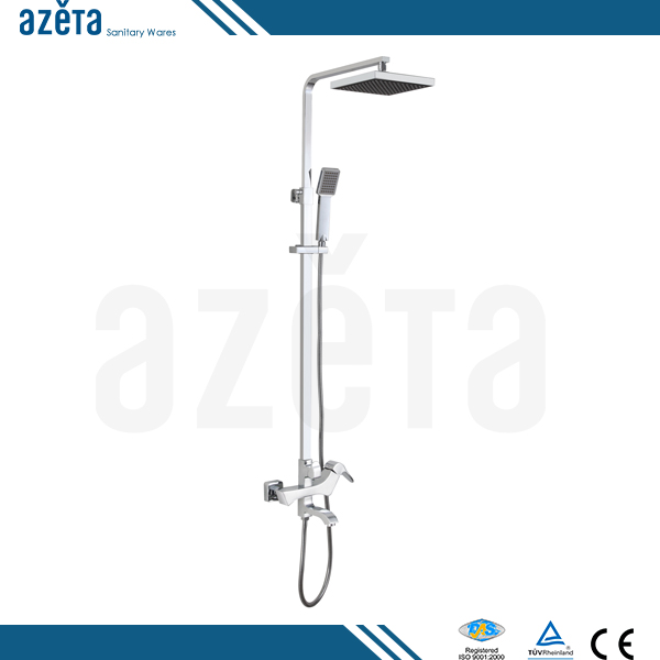 Shower Head Set Bathtub Bath Mixer