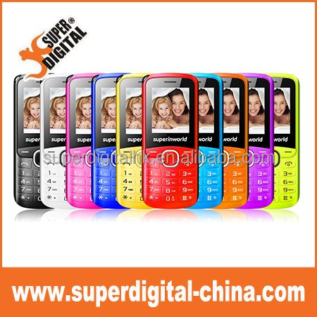 1.8inch dual sim cheap feature mobile phone OEM/factory price