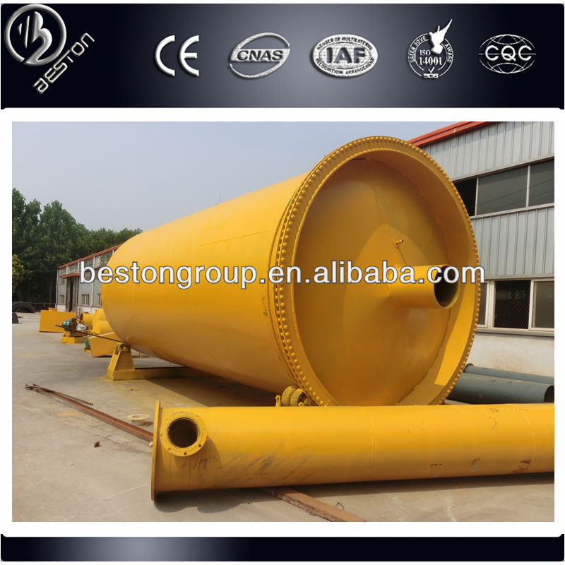 factory price small used truck tire to oil equipment with CE