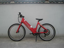 fashion electric mountain chainless motor e bike bicycle (KCMT021)