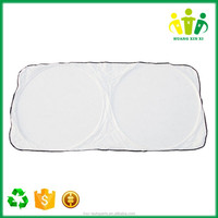 Car roller sunshade Type and tyvek mesh fabric material roller blind