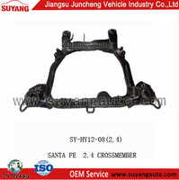 High Quality Steel Crossmember Auto Parts Used Hyundai Santa Fe 2.4
