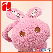 Wholesale fashion pink animal plush ear cover