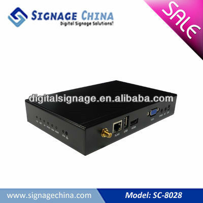 highly-reliable china brand tv media player