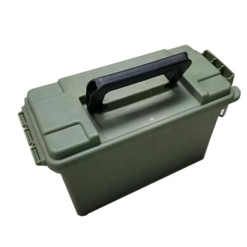DPC113 Plastic Shipping BOX/Fireproof Ammo CAN