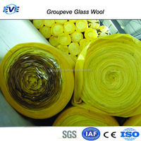 Isoking Glass Wool Insulation Fiberglass Insulation Formaldehyde Free Glass Wool Blanket Price