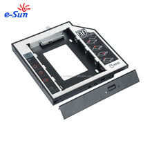 "For T400 T400S T500 W500 T410 T430s 2nd HDD Caddy 12.7mm SATA to SATA 2.5""SSD HDD Enclosure/internal hard drive"