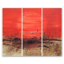 Oil or acrylic,Oil Medium and abstract Subjects Abstract oil paintings