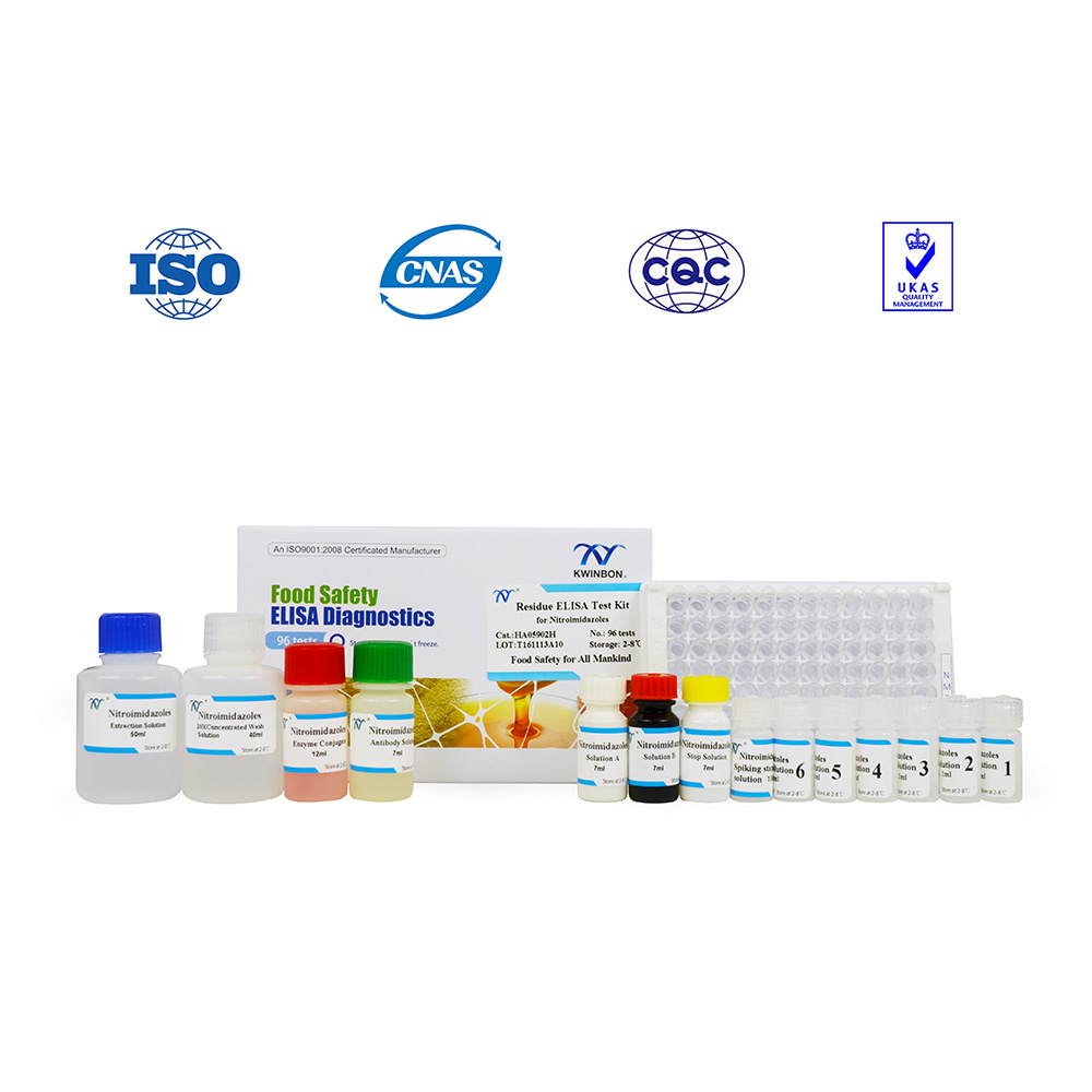 Aflatoxin M1 ELISA Test Kit