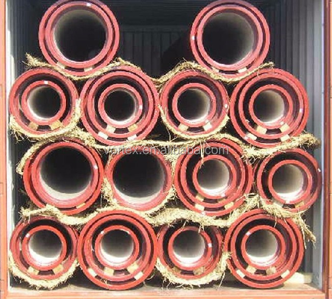 EN598 Ductile iron pipe