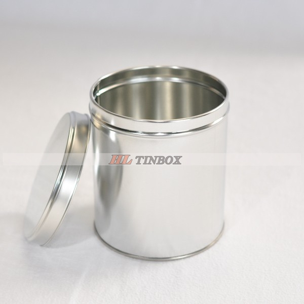 High Quality Round Coffee Tin Can