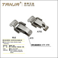 spring loaded draw latch in zinc