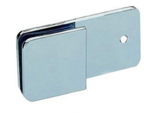 Good polish inox glass clip with high quality