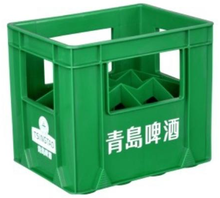 Cheap price plastic beer crate 24 bottles with high quality