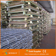 ACEALLY Evergreat rolling wire mesh container for warehouse