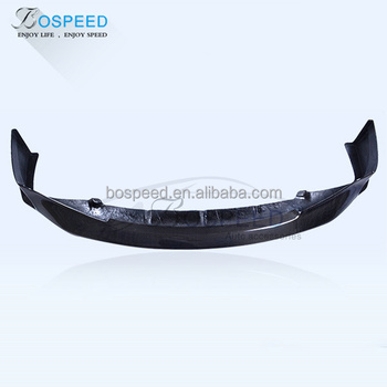 JS Racing Carbon Fiber Front Lip for Honda Civic FD2
