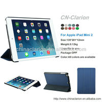 for ipad mini 1 / 2 / 3 Cover Case, Foldable Leather Cover Case for iPad Mini 1 2 3 7.9'' tablet pc