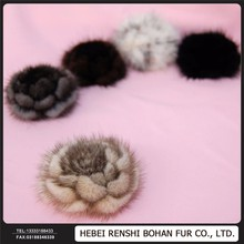 Fashion Hot Sale Fur Brooch Supplier Cheap Corsage And Boutonniere