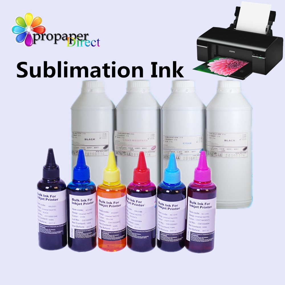 sublimation ink for T shirt