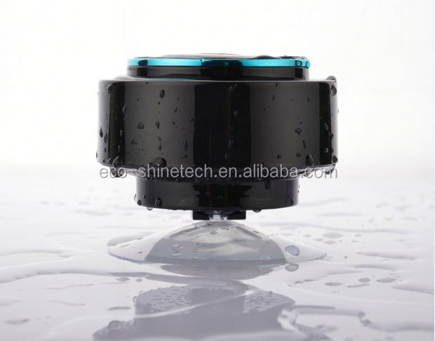 Taiwan Chip IPX7 waterproof Bluetooth speaker waterproof mp3 speaker case