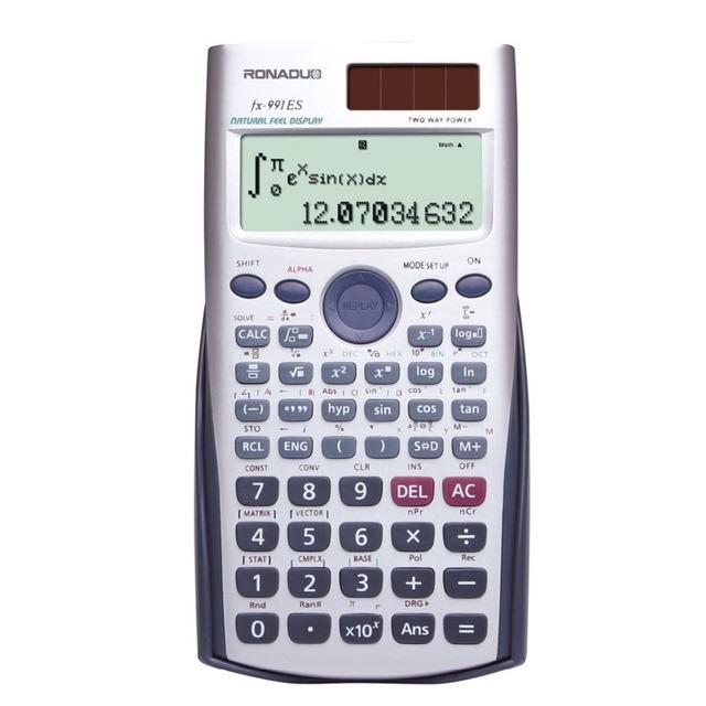 Guangzhou graphing calculators scientific big display calculator lcd display and plastic keys