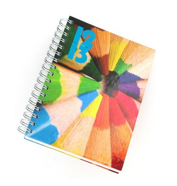 colorful spiral notebook bulk buy from china