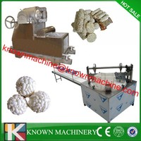 Easy operation and high efficient puffed rice/ cereal bar production line