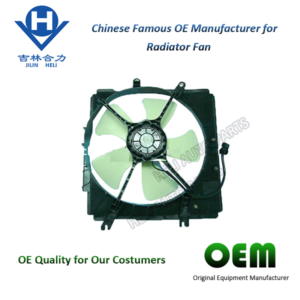 Auto Radiator Cooling Fan Assy FOR OPEL KADETT 92-