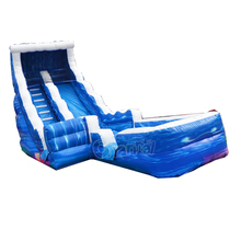 commercial grade inflatable water slides for rental