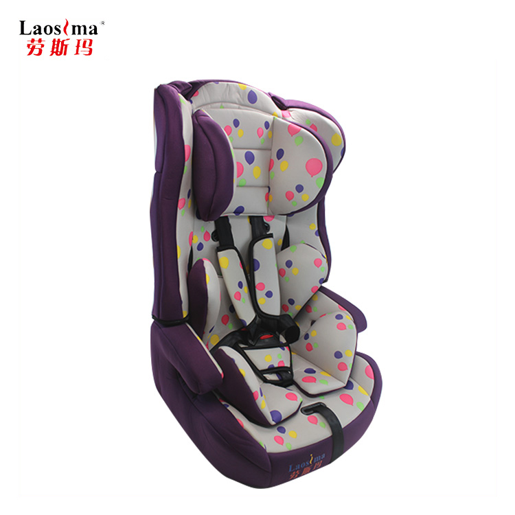 washable wholesale portable baby car seat thick maretial sitting chair for 9-36kgs