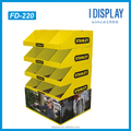 Lovely Free Standing Dump Bins Display Unit for Football Sport Products
