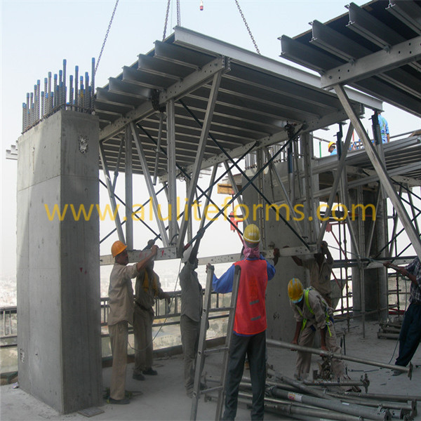 Reliable truss formwork producer aluminum table form