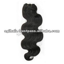 28 inch human hair weave extension