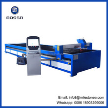 Used table Cnc plasma cutting machine for sheet metal with cheap price