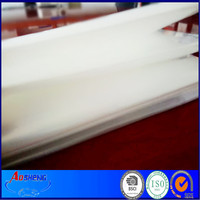 Big clear PE bag roll thick plastic storage bag 100mic