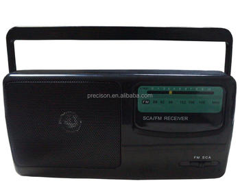 China factory price FM/SCA Receiver