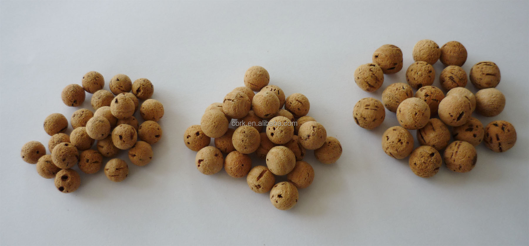 Manufacture Cheap Price Cork Fishing Float Ball