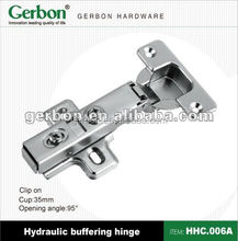 different types of clip-on hinge