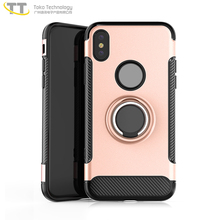 Eco friendly hands free for iphone x case ring ultra thin ,for iphone x case finger grip
