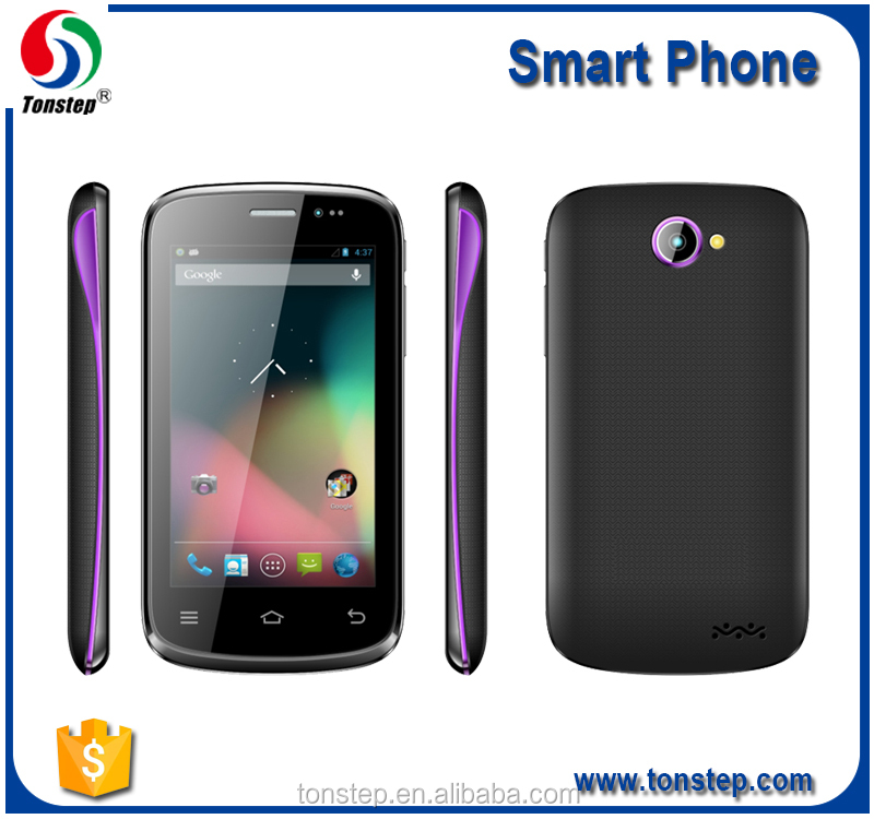 3.5 inch SC7751 Dual SIM Android 4.4 cheap 3g smartphone for sale