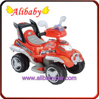 Alison A00108 fashion electric rc control kids ride on quad