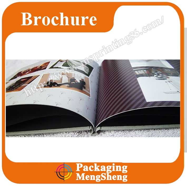 professional printing monthly/quarterly fashion magazine printer