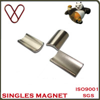 china ndfeb magnet manufacturer dc neodymium motor magnet for sale