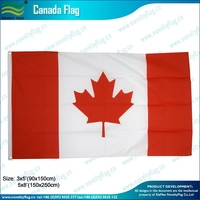 3x5ft Quality Polyester National Country Canada Flag