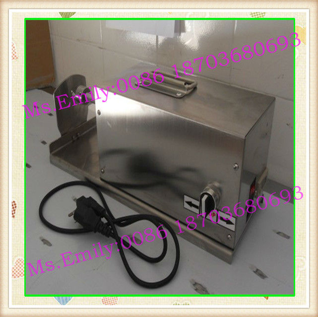 Electric automatic Tornado Potato Cutter/potato twist machine 0086 18703680693