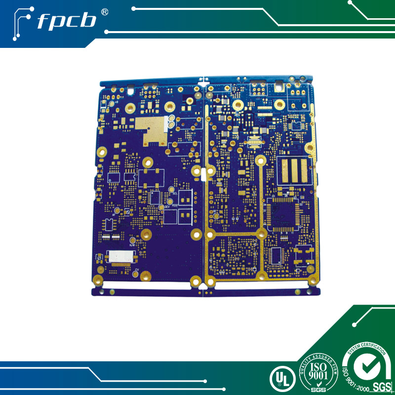 Immersion Gold digital fr4 electric custom double sided pcb circuit pcb manufacturer