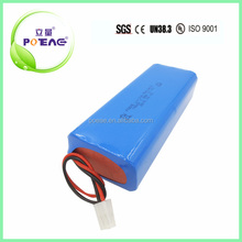 Guangdong 7800mah 12v 3s3p lithium ion battery pack