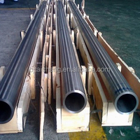 ASTM B861 Gr2 Seamless Titanium Pipe For Automobile Exhaust Tube
